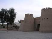 Восстановленные ворота крепости, визитная карточка города